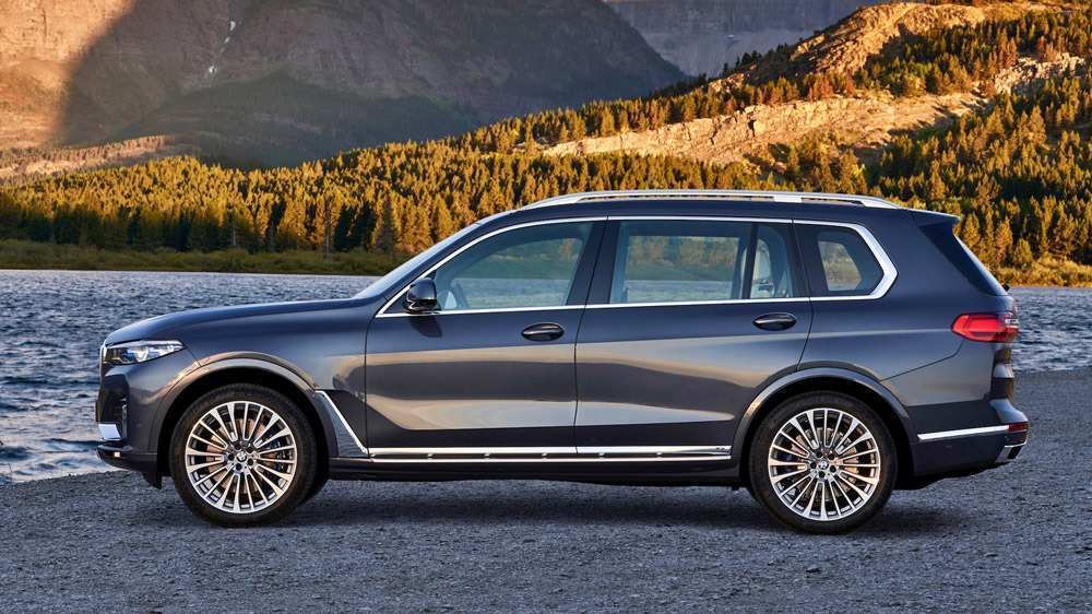 28 New 2019 BMW X7 Wallpaper