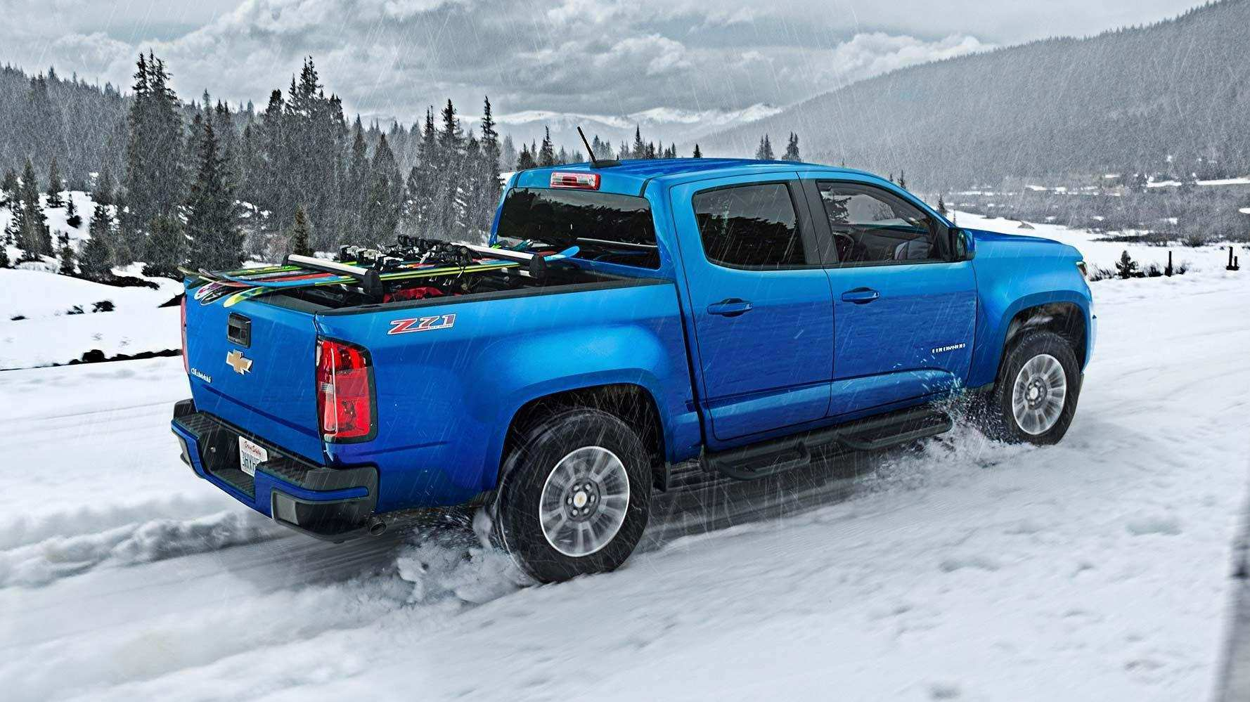 28 New 2019 Chevy Colorado Redesign And Concept