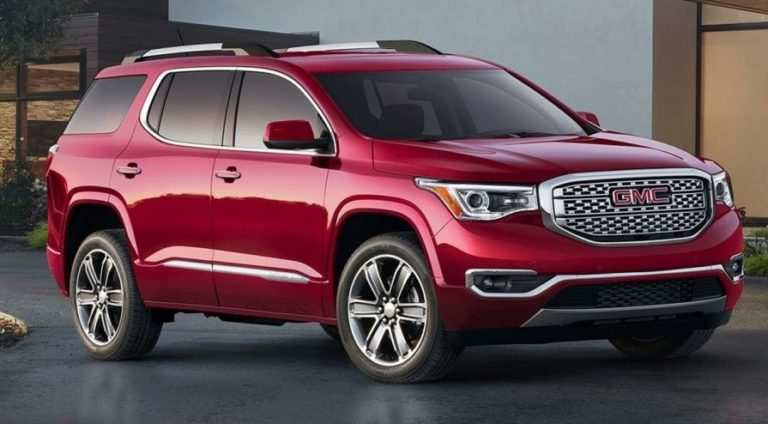 28 New 2019 GMC Envoy Exterior