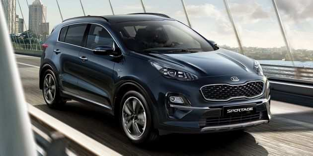 28 New 2019 Kia Sportage New Model And Performance