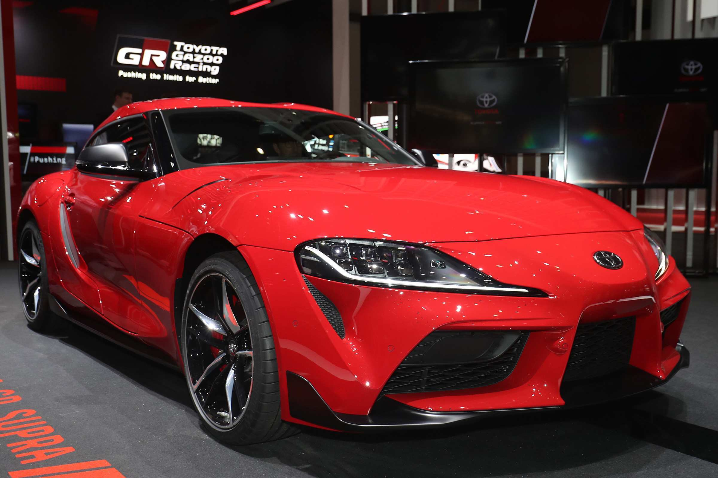 28 New 2019 Toyota Supra Redesign And Review