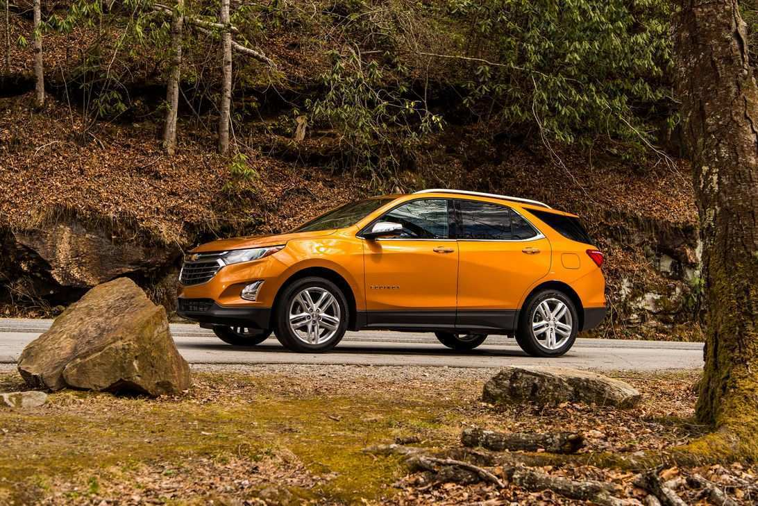 28 New 2020 All Chevy Equinox Review And Release Date