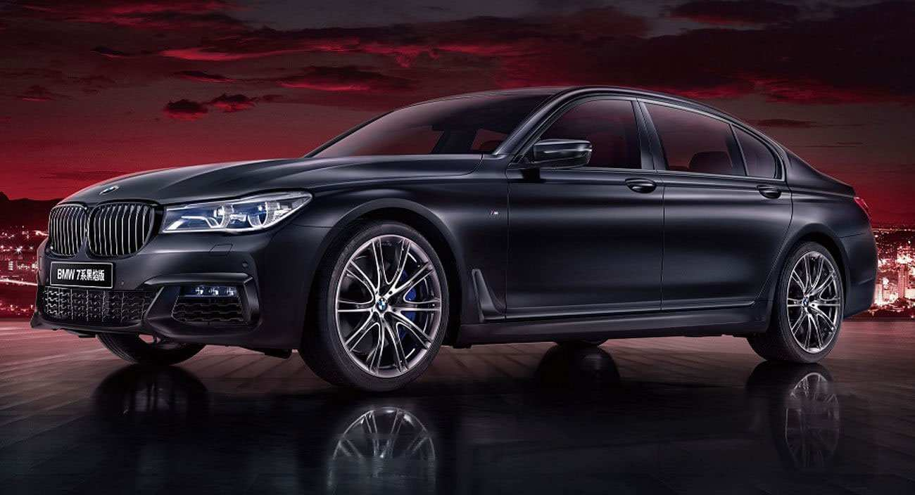 28 New 2020 BMW 7 Series Pictures