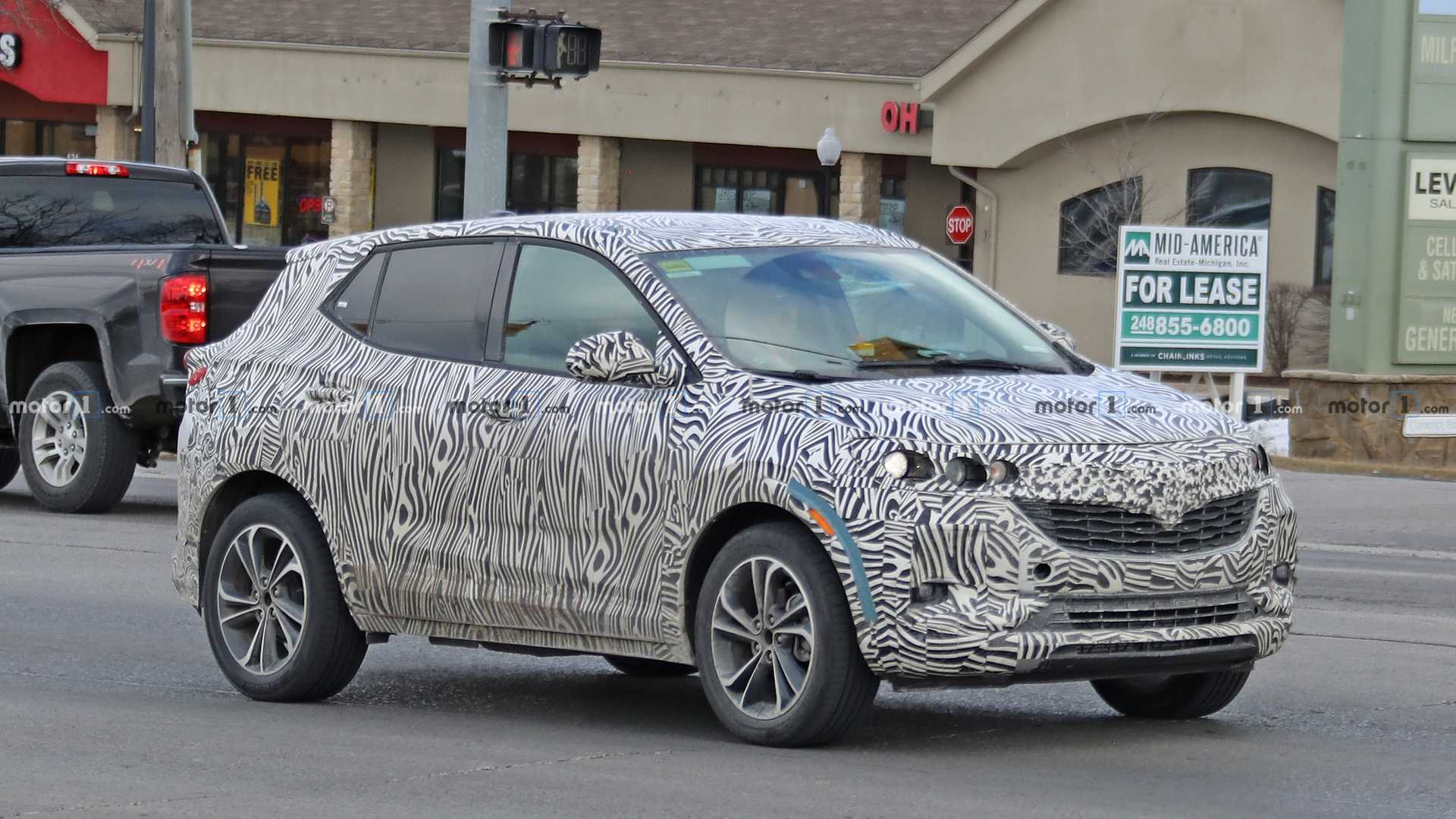 28 New 2020 Buick Enclave Spy Photos Wallpaper