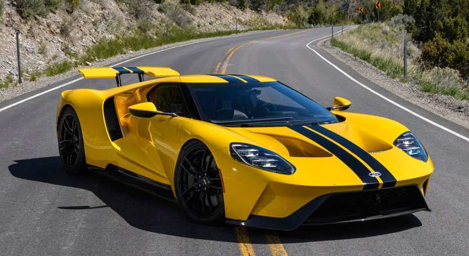 28 New 2020 Ford GT Release Date And Concept