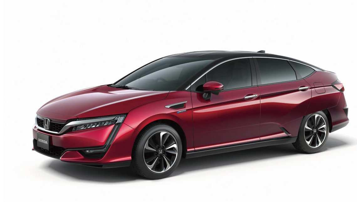 28 New 2020 Honda Fcev Interior