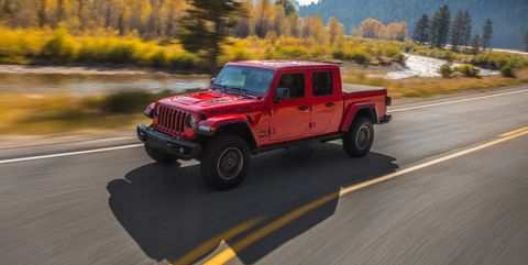 28 New 2020 Jeep Gladiator Dimensions Interior