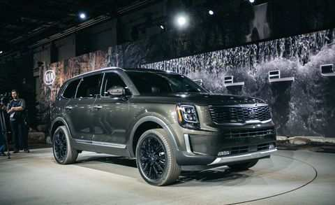 28 New 2020 Kia Telluride Images Wallpaper
