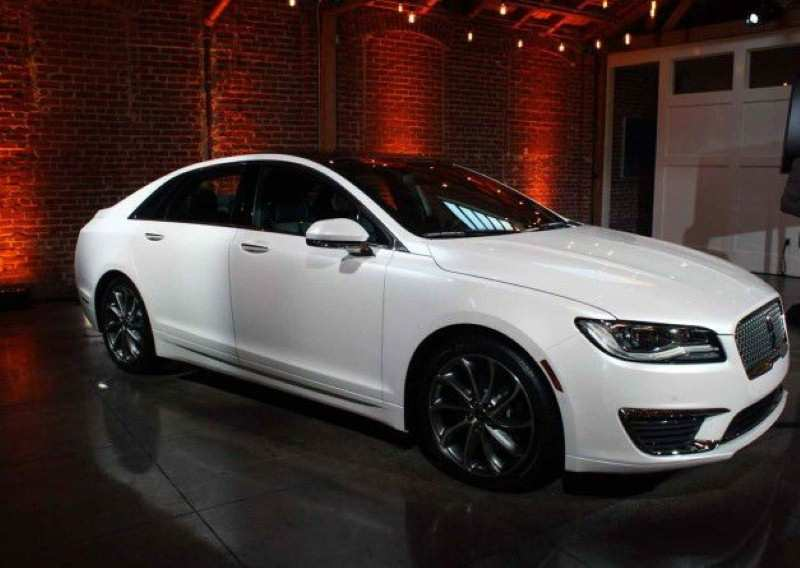 28 New 2020 Lincoln MKZ Exterior