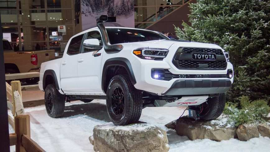 28 New 2020 Toyota Tacoma Diesel Trd Pro First Drive