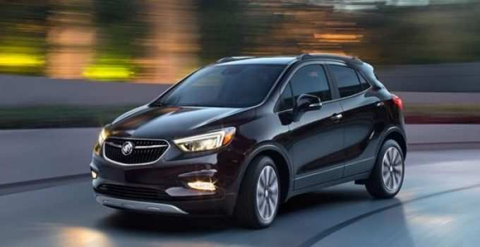 28 New Buick Encore 2020 Engine Price Design and Review