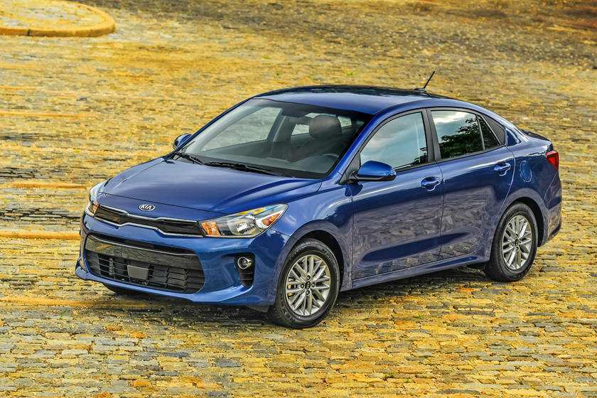 28 New Kia Rio 2019 Review Pricing