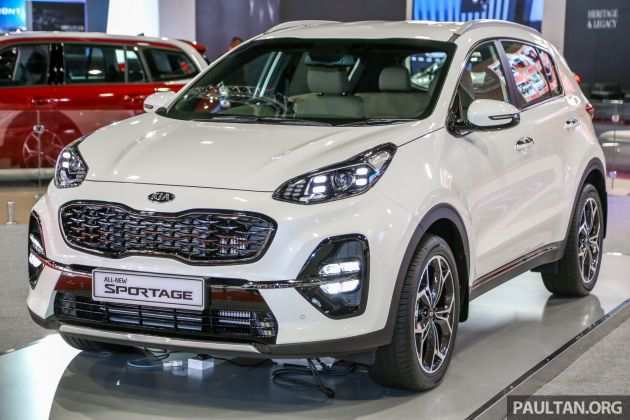 28 New Kia Sportage Gt Line 2019 Price Design And Review