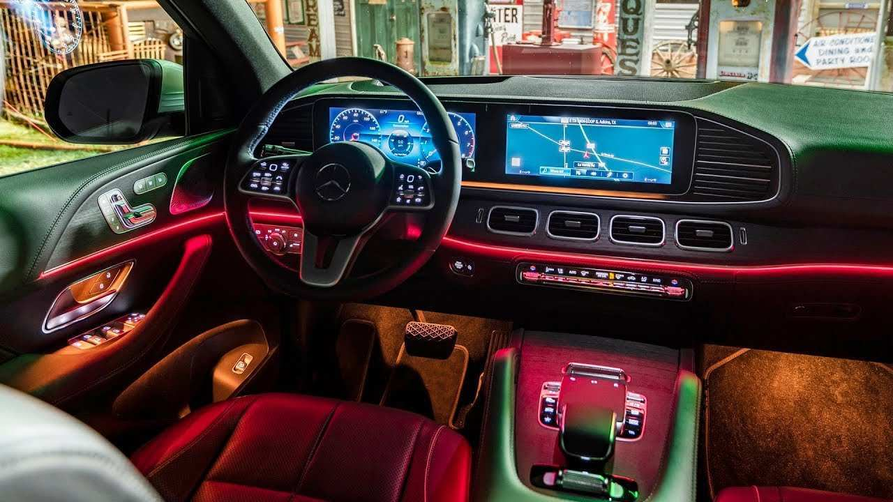 28 New Mercedes Interior 2019 Overview