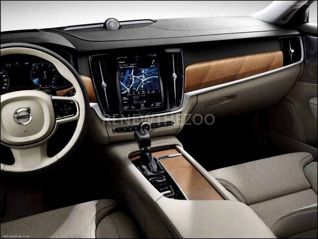 28 New Volvo 2019 Interior Concept And Review