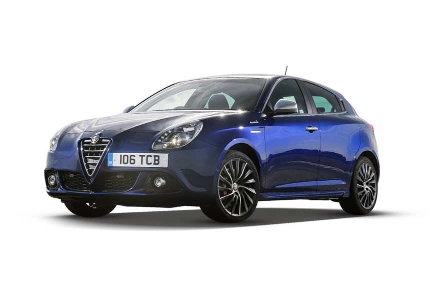 28 The 2019 Alfa Romeo Giulietta Model