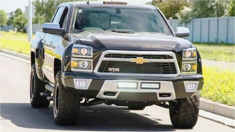 28 The 2019 Chevy Reaper Specs And Review