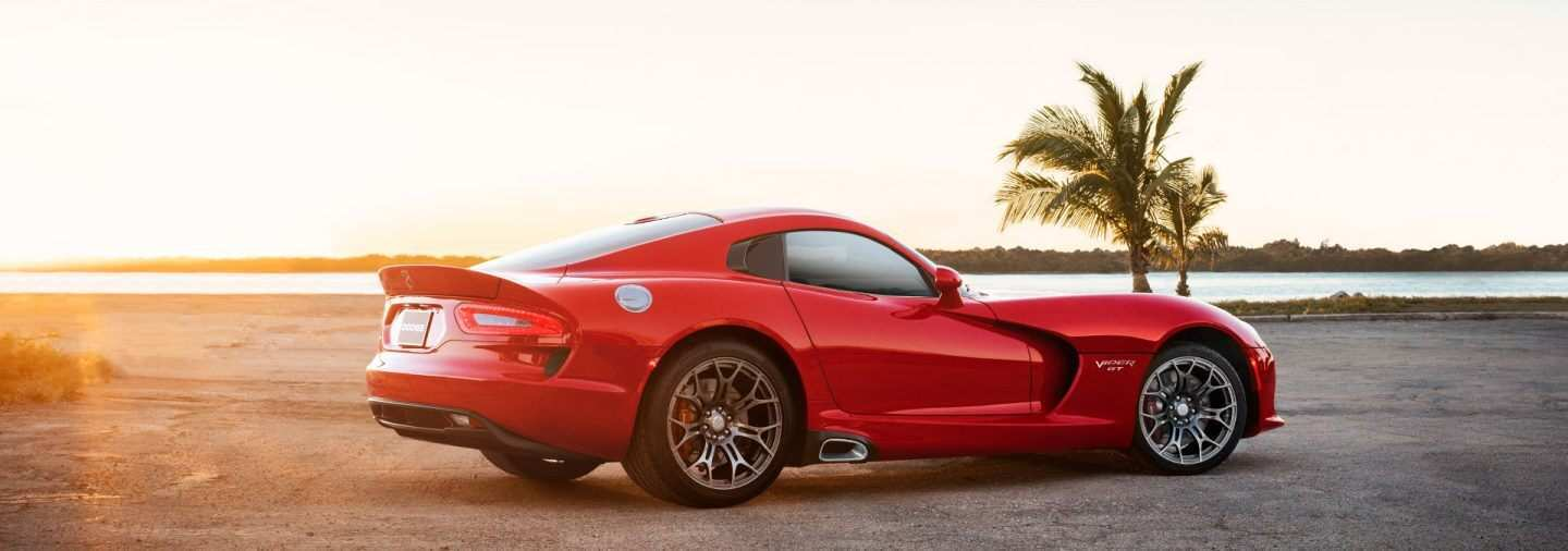 28 The 2019 Dodge Viper ACR Exterior