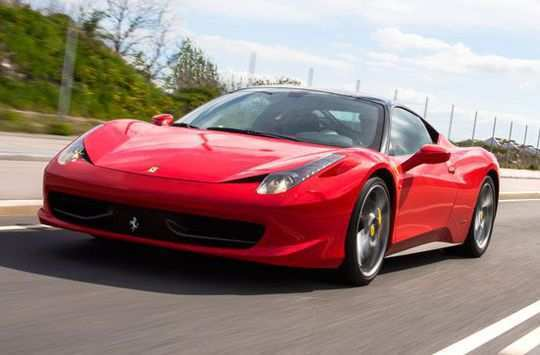 28 The 2019 Ferrari 458 Spider Pictures