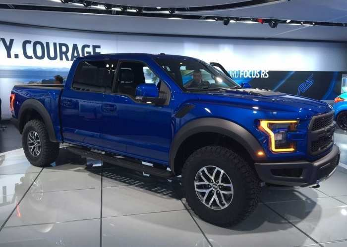 28 The 2019 Ford Atlas Exterior