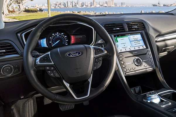 28 The 2019 Ford Fusion Wallpaper