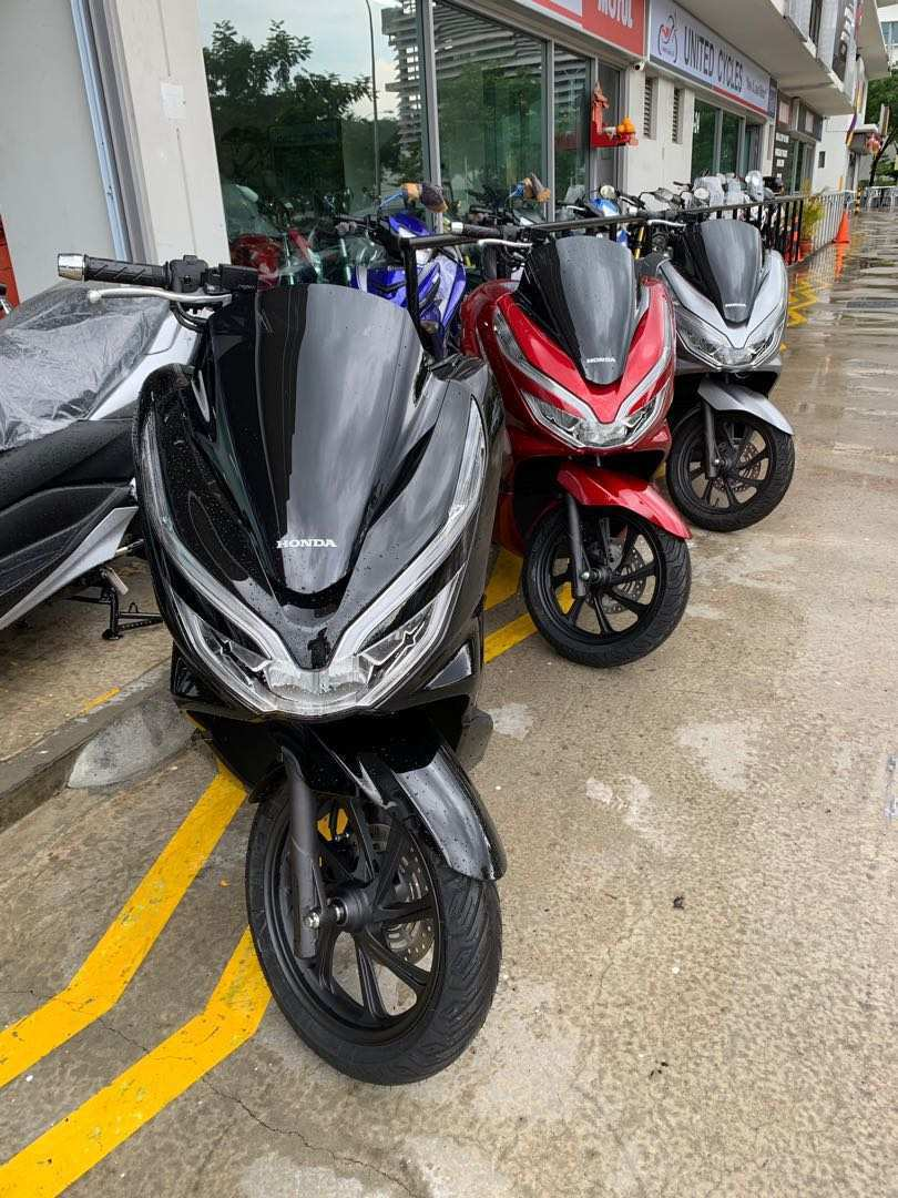 28 The 2019 Honda Pcx150 Price Design And Review