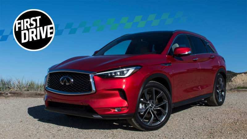 28 The 2019 Infiniti QX50 Review And Release Date