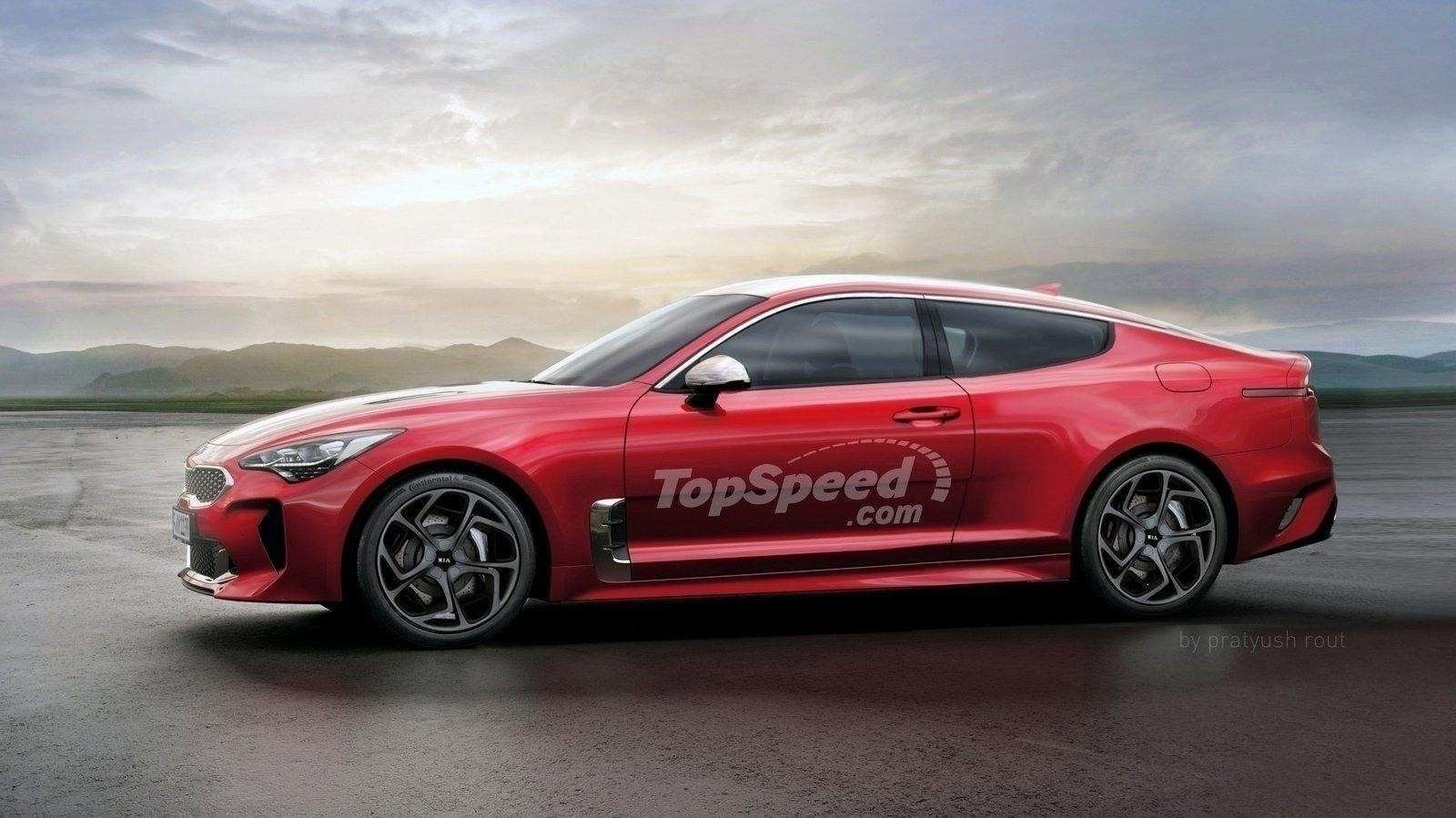 28 The 2019 Kia Gt Coupe Reviews