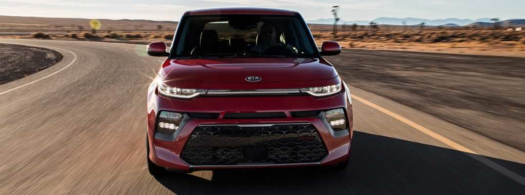 28 The 2019 Kia Soul Performance
