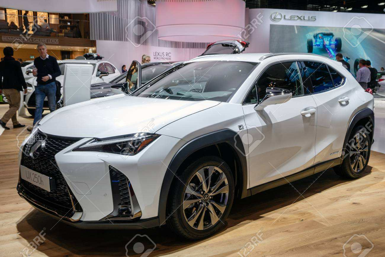 28 The 2019 Lexus Ux Hybrid New Model And Performance