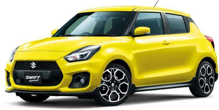 28 The 2019 New Suzuki Swift Sport Release