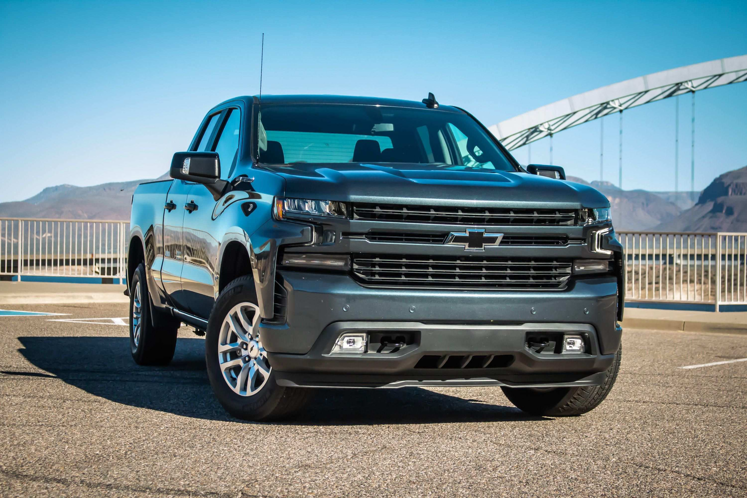 28 The 2019 Silverado 1500 Diesel Speed Test