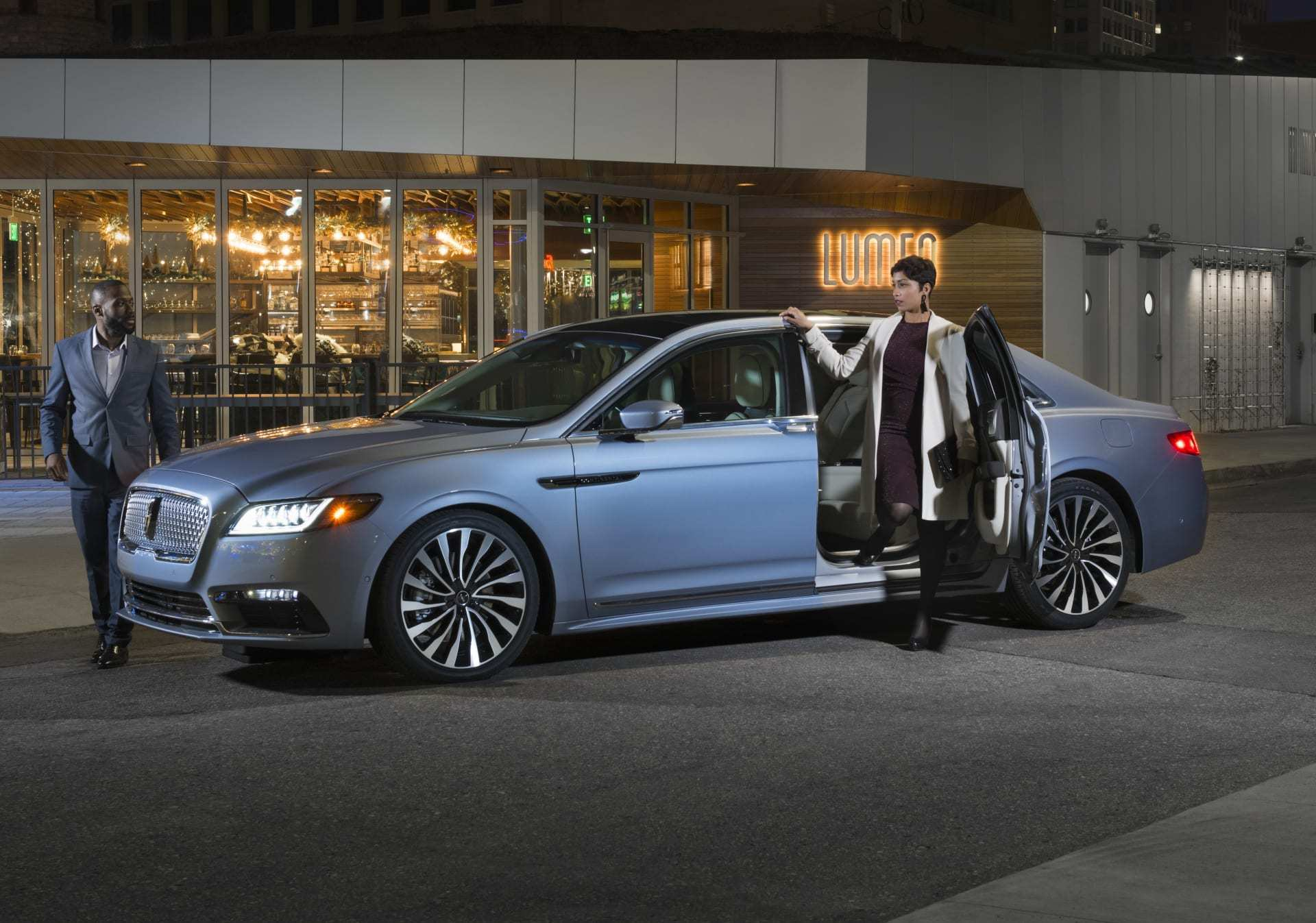 28 The 2019 The Lincoln Continental Ratings