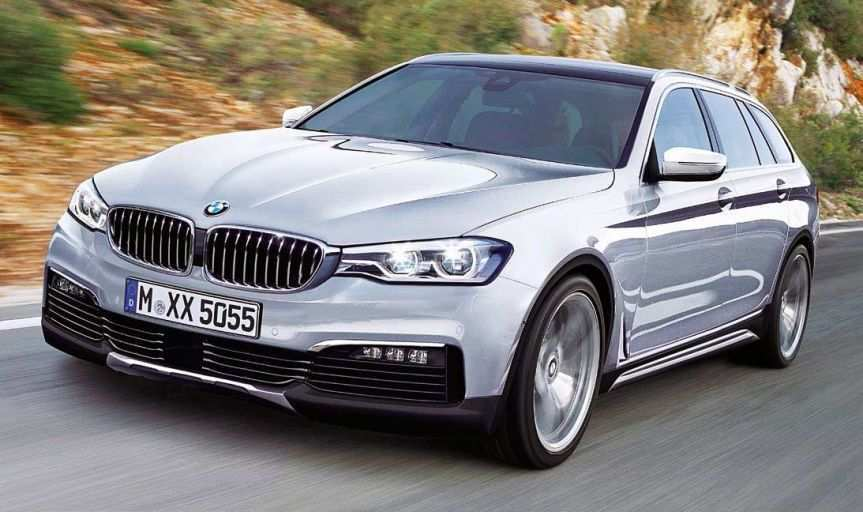 28 The 2020 BMW 5 Series Release
