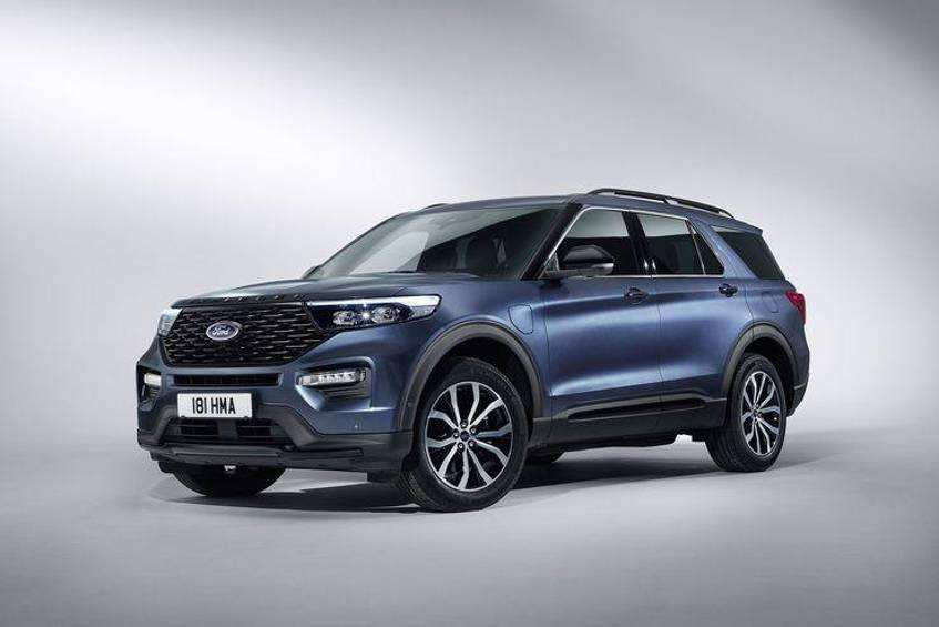 28 The 2020 Ford Explorer Job 1 Release Date