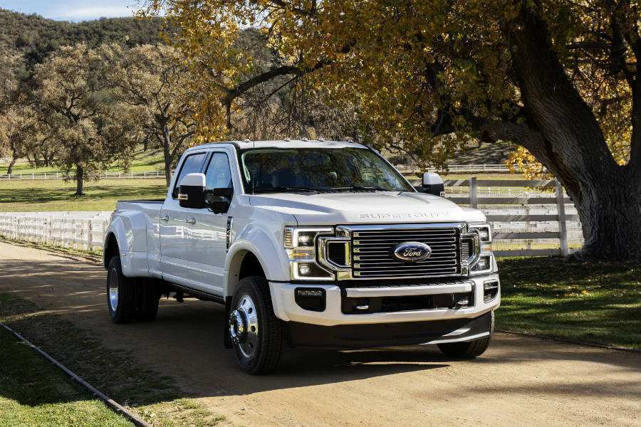 28 The 2020 Ford F450 Super Duty Concept