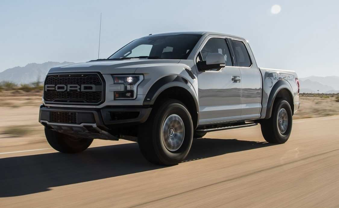 28 The 2020 Ford Raptor History