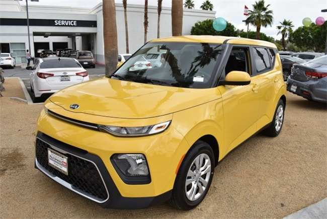 28 The 2020 Kia Soul Solar Yellow New Model And Performance