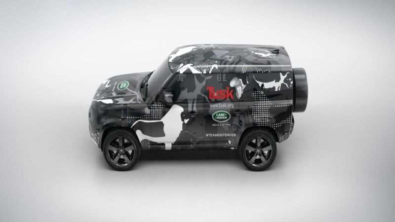 28 The 2020 Land Rover Defender Exterior And Interior