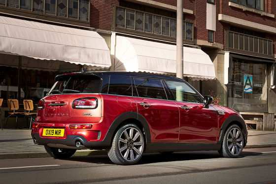 28 The 2020 Mini Clubman Exterior