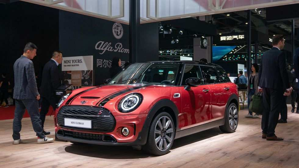 28 The 2020 Mini Clubman Model