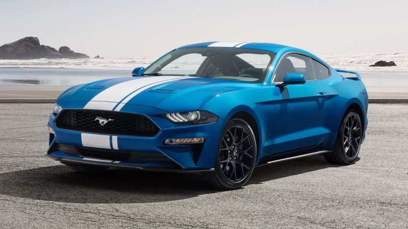 28 The 2020 Mustang Redesign