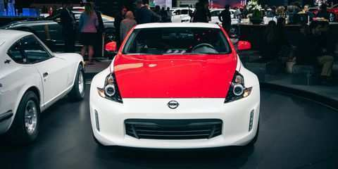 28 The 2020 Nissan Z Pictures