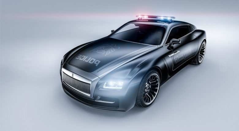 28 The 2020 Rolls Royce Wraith Configurations