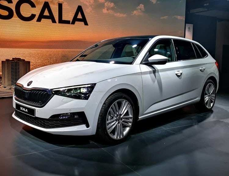 28 The 2020 Skoda Octavia India Egypt Pricing