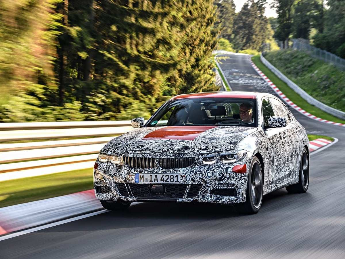 28 The 2020 Spy Shots BMW 3 Series Model