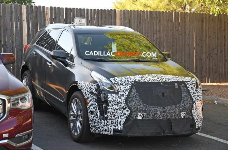 28 The 2020 Spy Shots Cadillac Xt5 Picture
