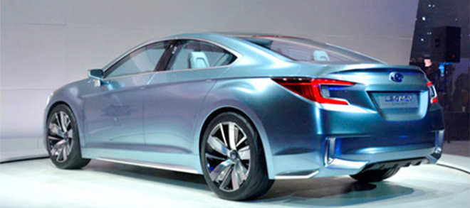 28 The 2020 Subaru Legacy Gt Overview