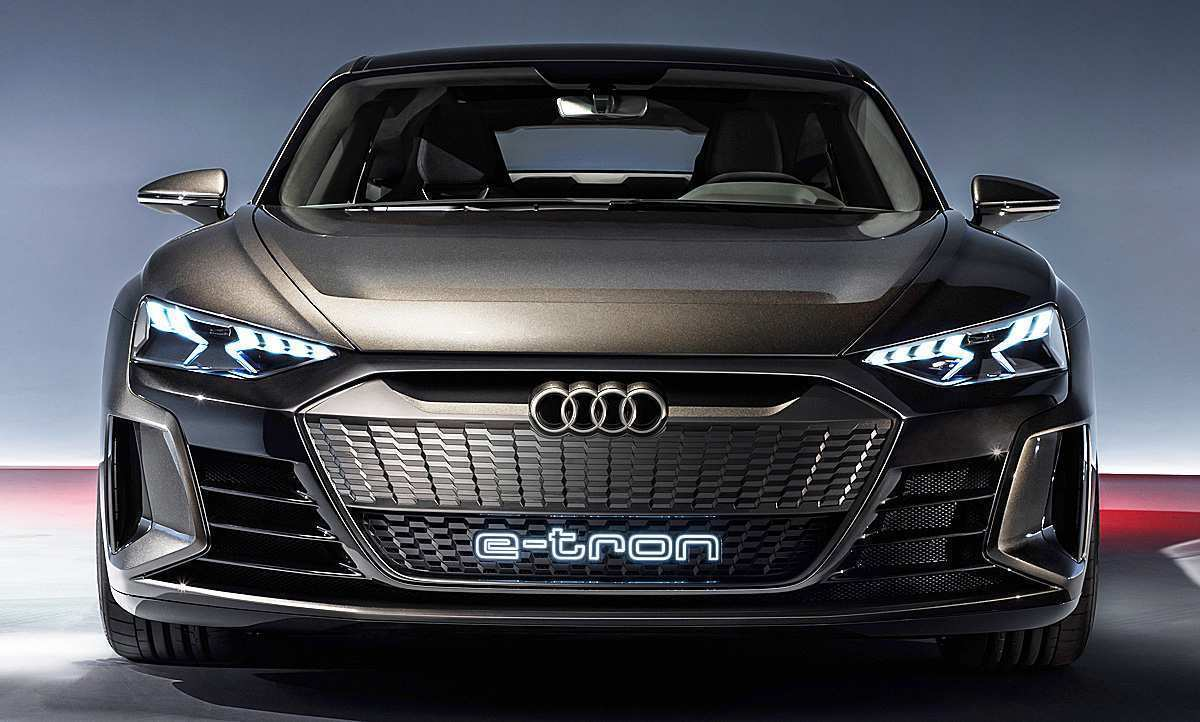 28 The Audi E Tron 2020 Rumors