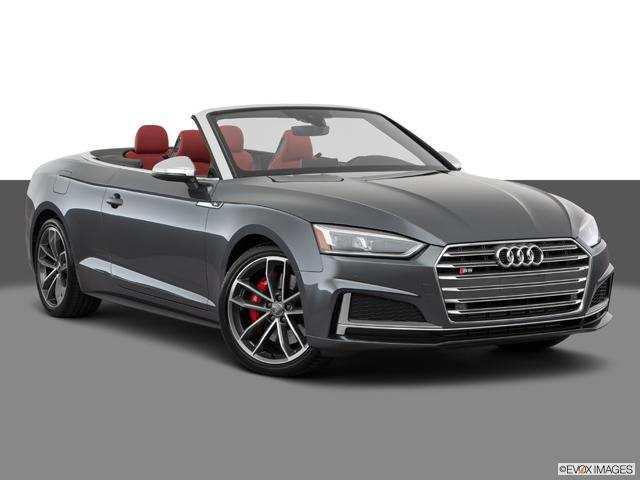 28 The Best 2019 Audi S5 Cabriolet History
